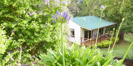 Apple Tree Cottage, Montville Holiday Accommodation
