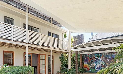 Montville Attic accommodation Sunshine Coast, Queensland