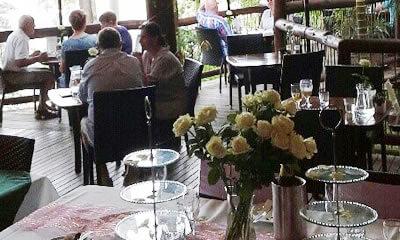 Secrets Cafe Montville dining Sunshine Coast, Queensland