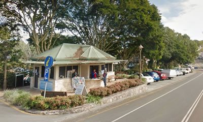 Montville Information Centre service Sunshine Coast, Queensland