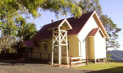 St. Mary's Church service Sunshine Coast, Queensland