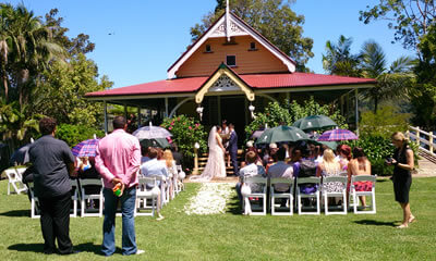 Secrets on the Lake weddings Sunshine Coast, Queensland